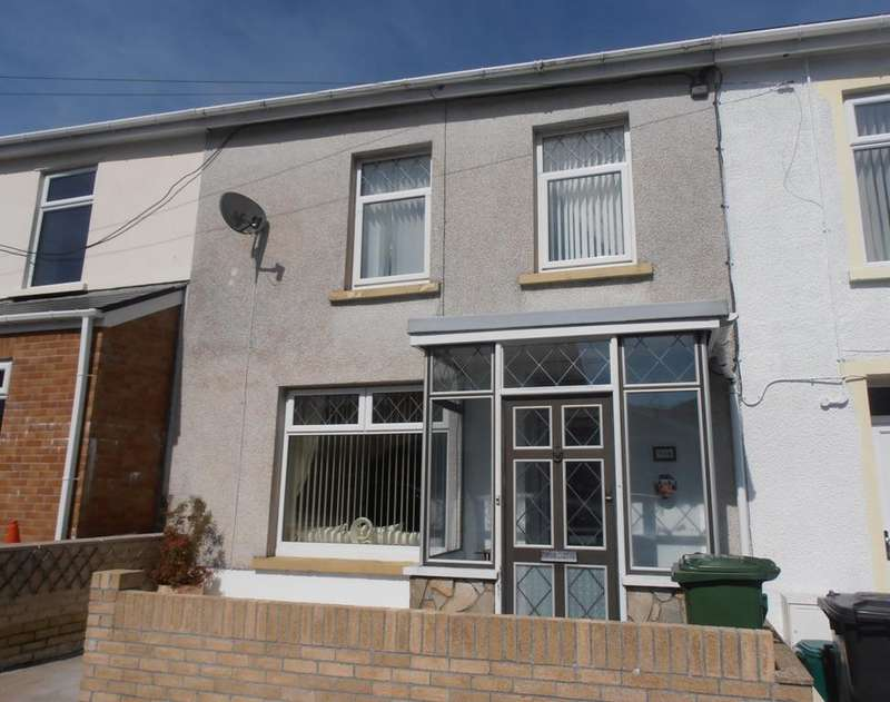 3 Bedrooms Terraced House for sale in Brecon Road, Hirwaun, Aberdare