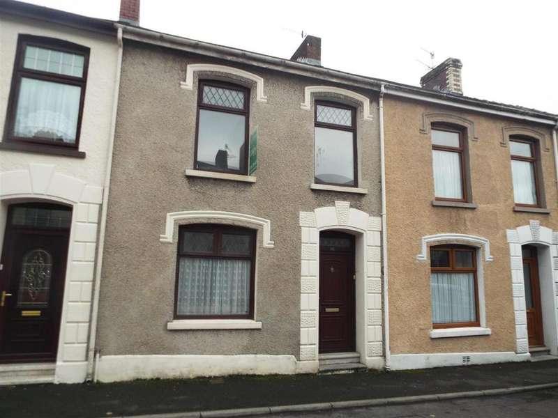 3 Bedrooms Terraced House for sale in Penallt Terrace, Llanelli