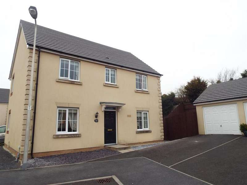 4 Bedrooms Detached House for sale in Mynyddygarreg