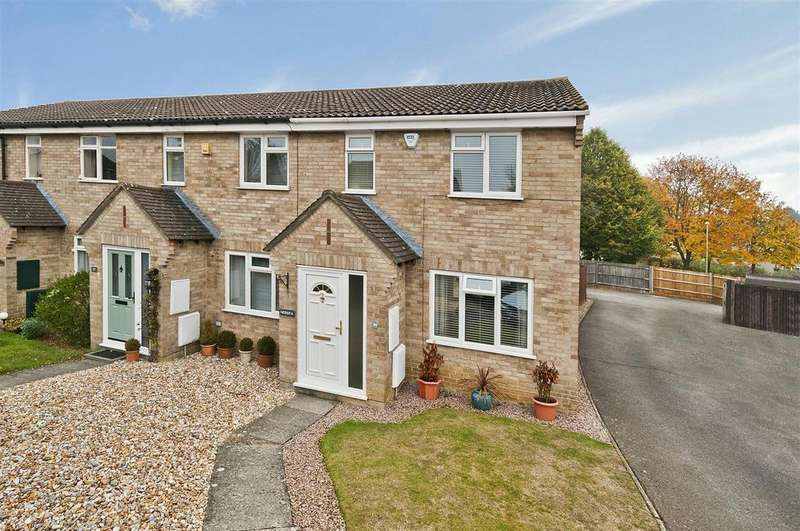 3 Bedrooms End Of Terrace House for sale in Roundhay, Leybourne, ME19 5QF