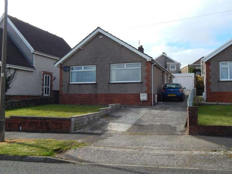3 Bedrooms Detached Bungalow for sale in Gelli Gwyn Road, Treboeth