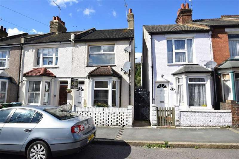 2 Bedrooms End Of Terrace House for sale in Cardiff Road, Watford, Herts