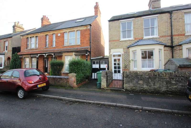3 Bedrooms End Of Terrace House for sale in Charles Street, East Oxford OX4