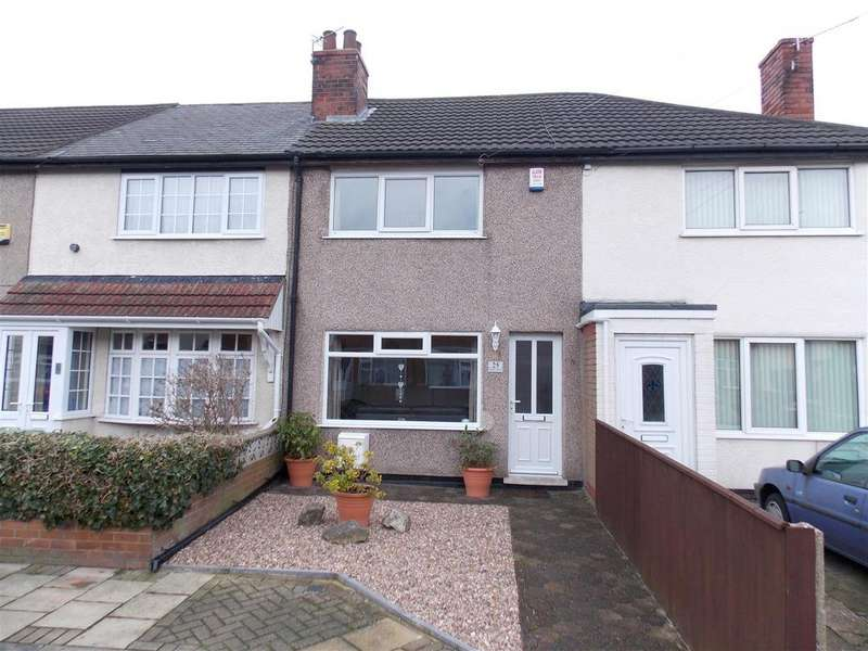 2 Bedrooms Terraced House for sale in Helene Grove, Grimsby