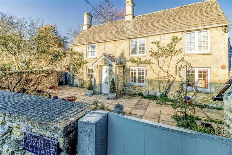 3 Bedrooms Cottage House for sale in Shipton Road, Ascott-under-Wychwood, Oxfordshire