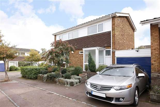 3 Bedrooms Detached House for sale in Coney Acre, Dulwich