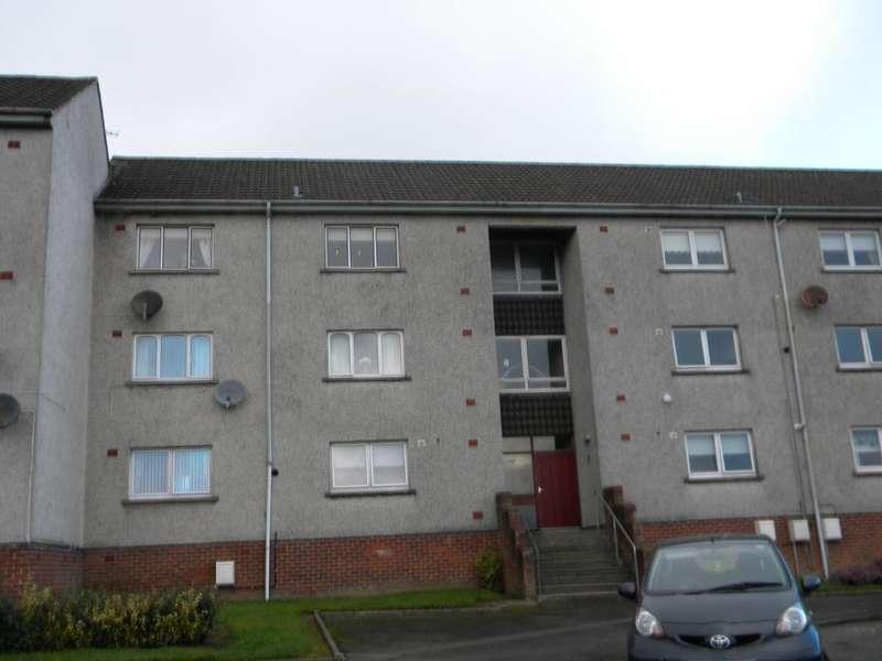 2 Bedrooms Flat for sale in Kirkwynd, Maybole KA19