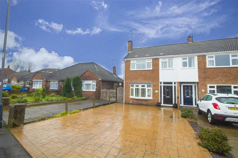 5 Bedrooms Semi Detached House for sale in Home Farm Crescent, Whitnash, Leamington Spa