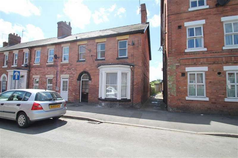 3 Bedrooms End Of Terrace House for sale in Market Street, Craven Arms