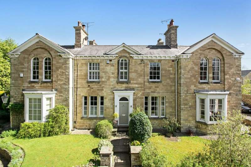 3 Bedrooms Terraced House for sale in Spa Lane, Boston Spa, Wetherby