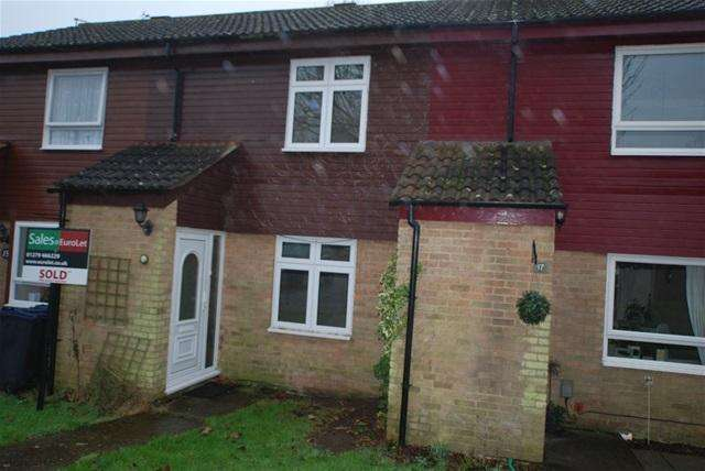 2 Bedrooms Terraced House for sale in Wentworth Drive, Bishops Stortford