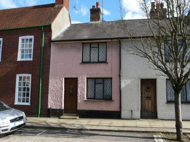 2 Bedrooms Cottage House for sale in High Street, Hungerford, RG17