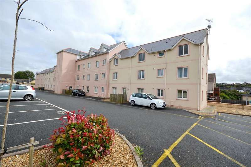 2 Bedrooms Apartment Flat for sale in Borough View Apartments, London Road, Pembroke Dock