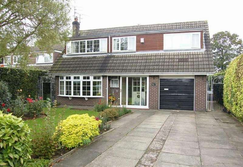 3 Bedrooms Detached House for sale in Fernleaf Close, Rode Heath