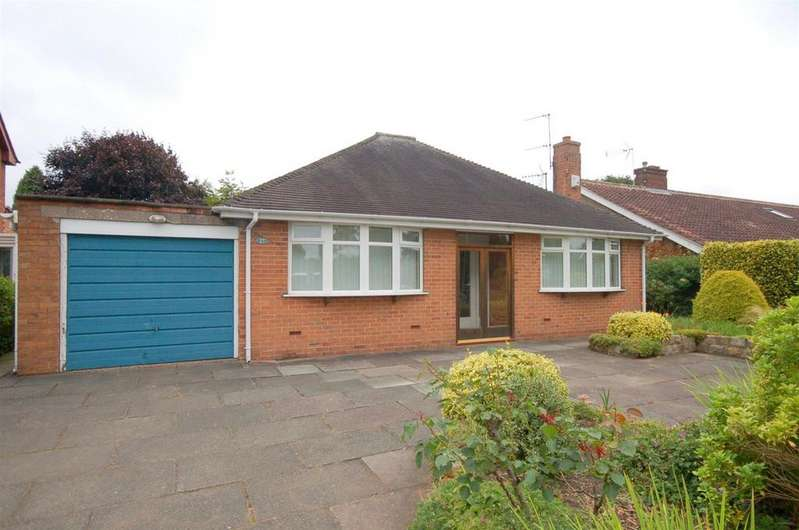 2 Bedrooms Detached Bungalow for sale in Pikemere Road, Alsager