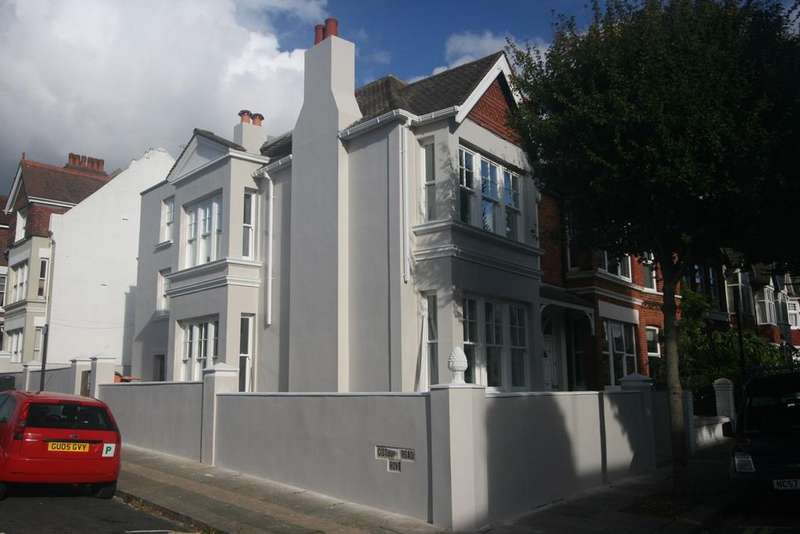 5 Bedrooms End Of Terrace House for sale in Highdown Road, Hove, BN3