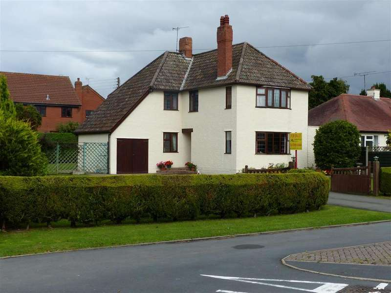 3 Bedrooms Detached House for sale in Barons Cross Road, Leominster