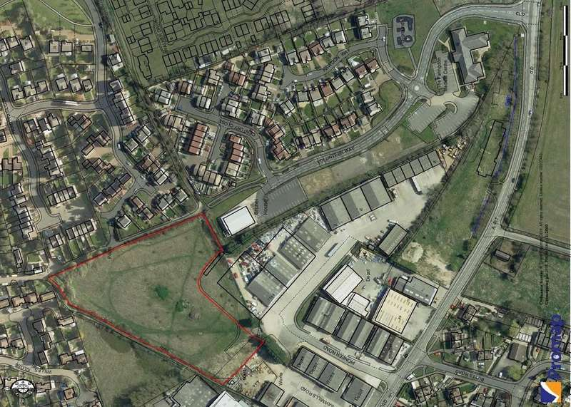 Plot Commercial for sale in off Park Road, Faringdon, SN7