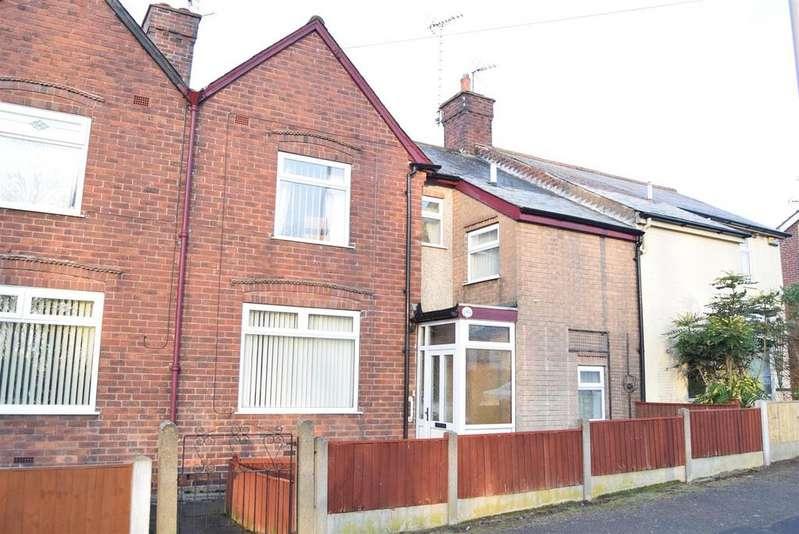 3 Bedrooms Terraced House for sale in Elkesley Road, Mansfield Vale