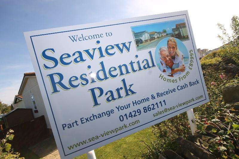 1 Bedroom Detached Bungalow for sale in Seaview Park Homes, Hartlepool