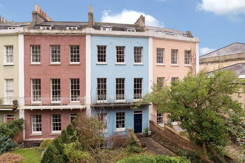 4 Bedrooms Terraced House for sale in The Polygon, Clifton, Bristol, BS8
