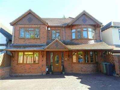 6 Bedrooms Detached House for sale in Stafford Road, Bloxwich