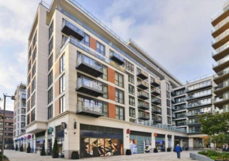 1 Bedroom Flat for sale in VISTA Apartments, Dickens Yard, Ealing Broadway