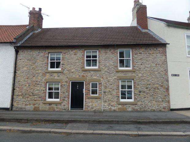 3 Bedrooms Terraced House for sale in WEST END, SEDGEFIELD, SEDGEFIELD DISTRICT