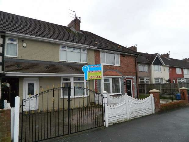 3 Bedrooms Terraced House for sale in Branstree Avenue, Liverpool, L11