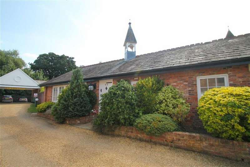1 Bedroom Barn Conversion Character Property for sale in The Barns, Bostock Hall