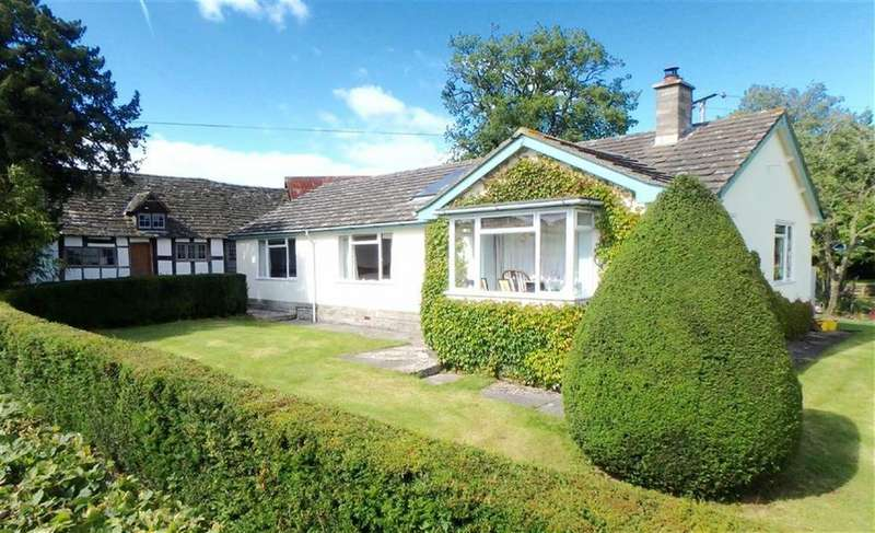 3 Bedrooms Detached House for sale in Brilley, Herefordshire