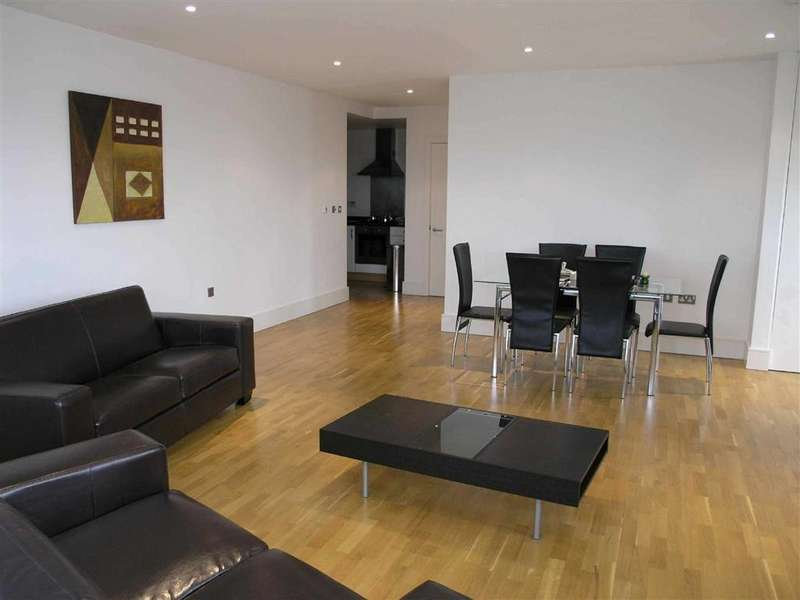 3 Bedrooms Apartment Flat for rent in The Lock, 41 Whitworth Street West, Manchester