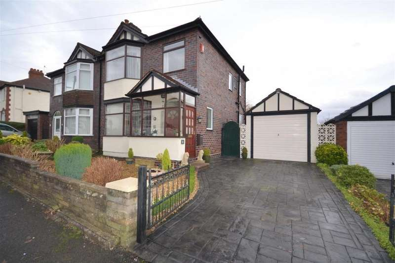 3 Bedrooms Semi Detached House for sale in Court Lane, Wolstanton, Newcastle
