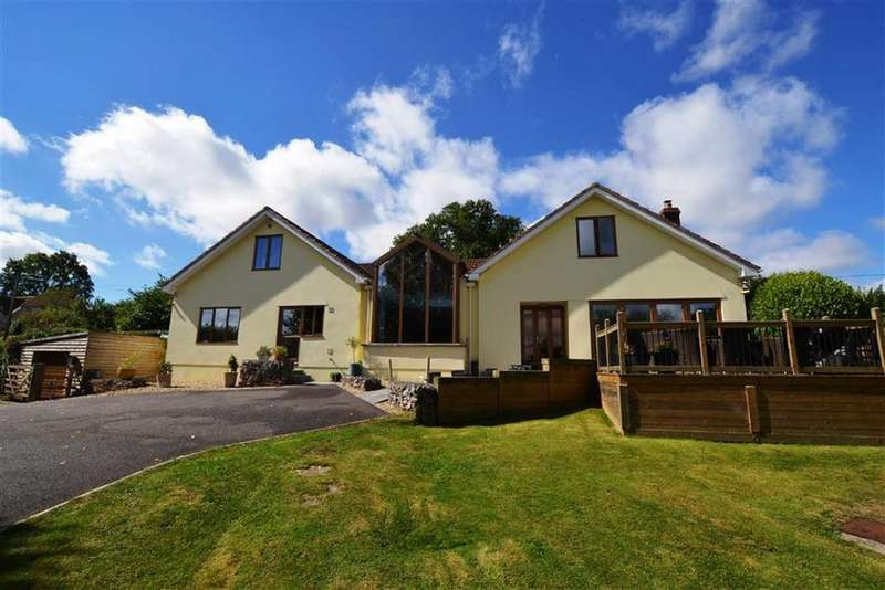 6 Bedrooms Detached House for sale in Knapp, North Curry, Taunton, Somerset, TA3