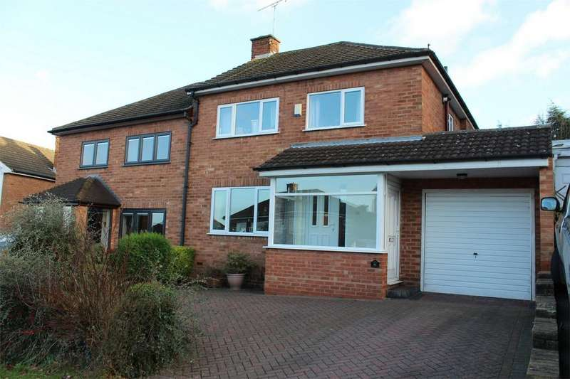 3 Bedrooms Semi Detached House for sale in 25 Waverley Crescent, Romsley, Worcestershire