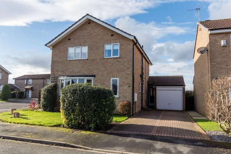 4 Bedrooms Detached House for sale in Wilstrop Farm Road, Copmanthorpe, YORK