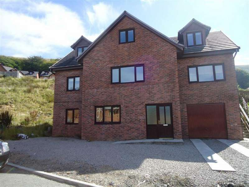 6 Bedrooms Detached House for sale in Woodland Walk, Blaina, Blaenau Gwent