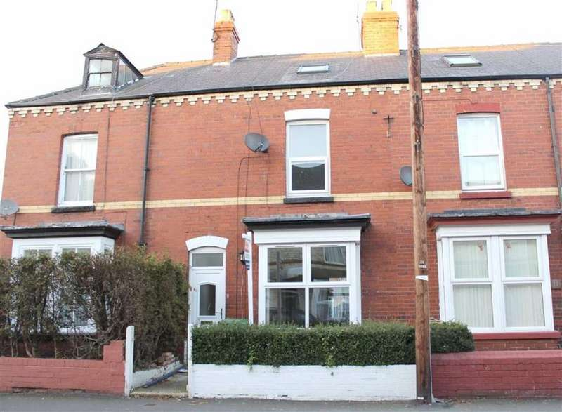 3 Bedrooms Terraced House for sale in Havelock Street, Bridlington, East Yorkshire