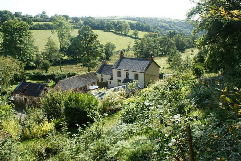 4 Bedrooms Farm House Character Property for sale in Rhydlewis, LLandysul, Ceredigion SA44