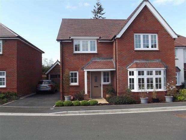 4 Bedrooms Detached House for sale in Carver Close Bridgwater TA6