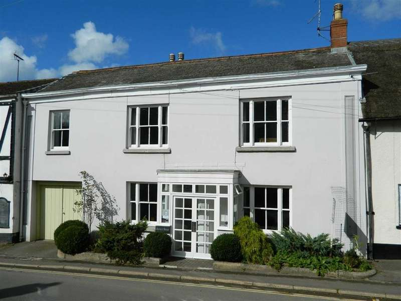 5 Bedrooms Semi Detached House for sale in Bow, Crediton, Devon, EX17