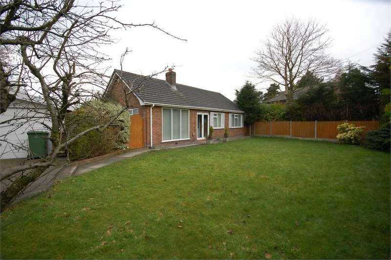 3 Bedrooms Detached Bungalow for sale in Mill Lane, Rainhill, PRESCOT, Merseyside