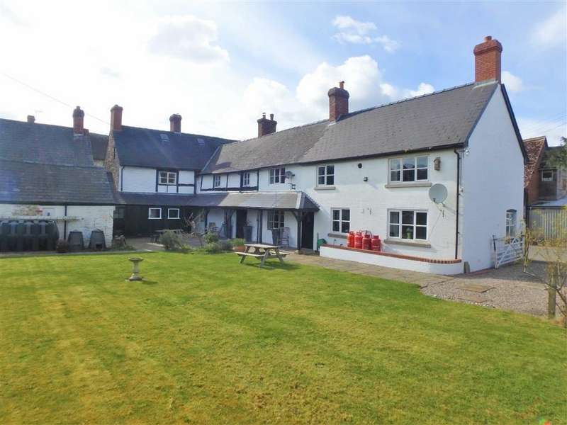 5 Bedrooms Detached House for sale in Almeley Road, Eardisley, Eardisley, Herefordshire