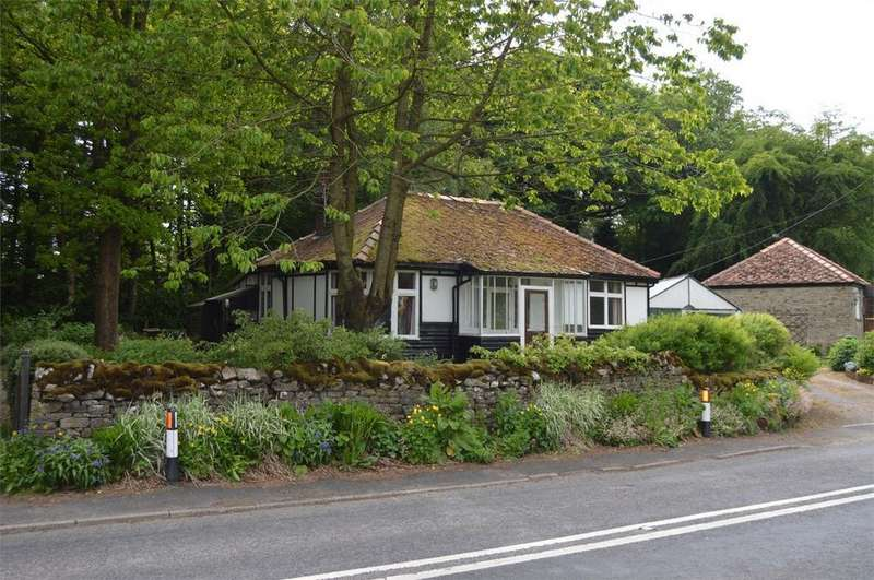 3 Bedrooms Detached Bungalow for sale in Folly Top, Eggleston, Barnard Castle, Durham