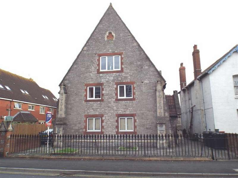 2 Bedrooms Flat for sale in Southwell Court, Church Street, Highbridge