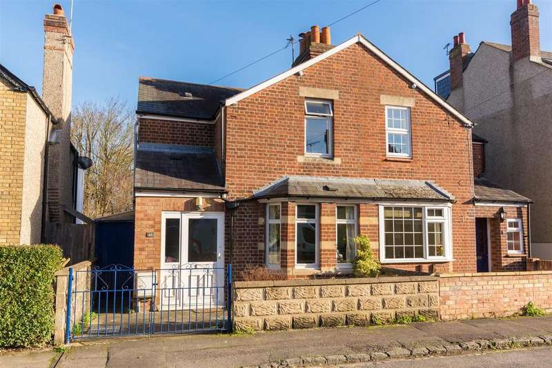 2 Bedrooms Semi Detached House for sale in Elmthorpe Road, Wolvercote