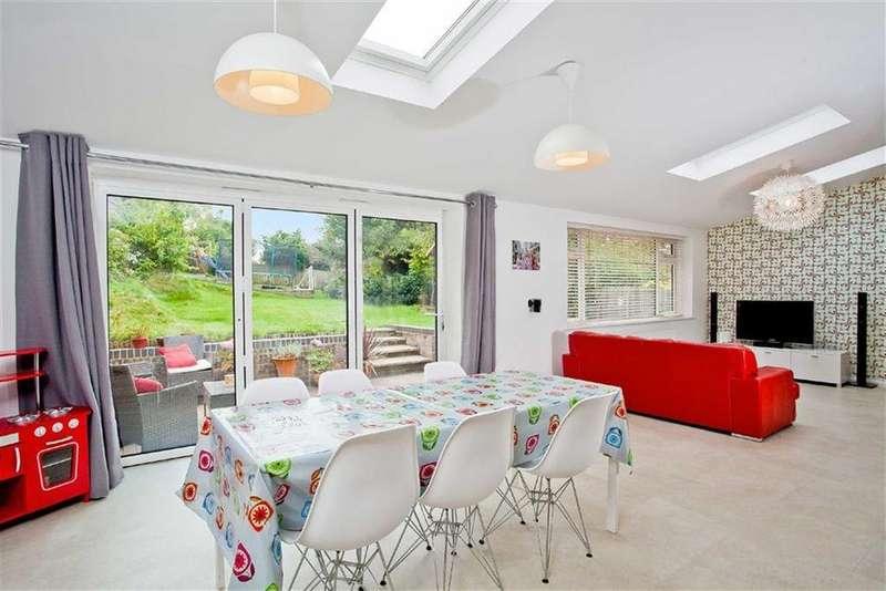 6 Bedrooms Detached House for sale in Grangeways, Brighton, East Sussex