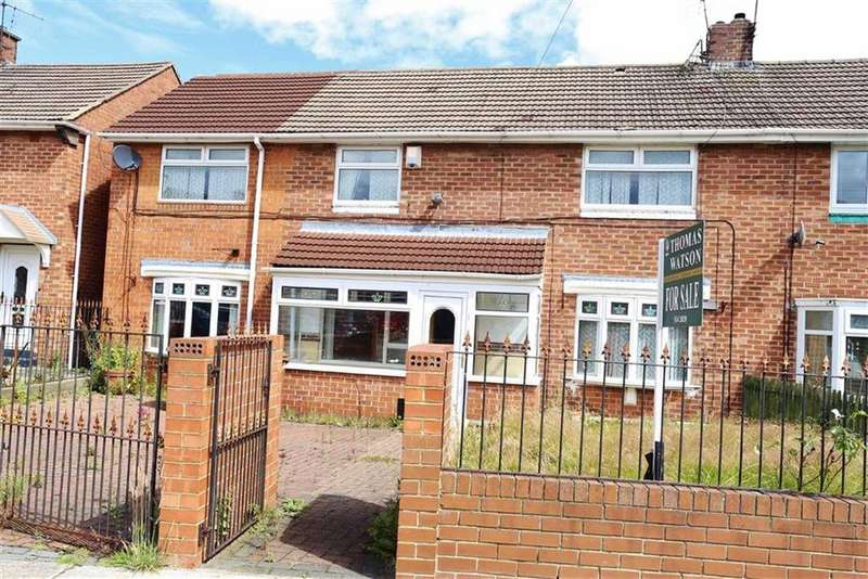 5 Bedrooms Semi Detached House for sale in Grenfell Square, Grindon, Sunderland, SR4