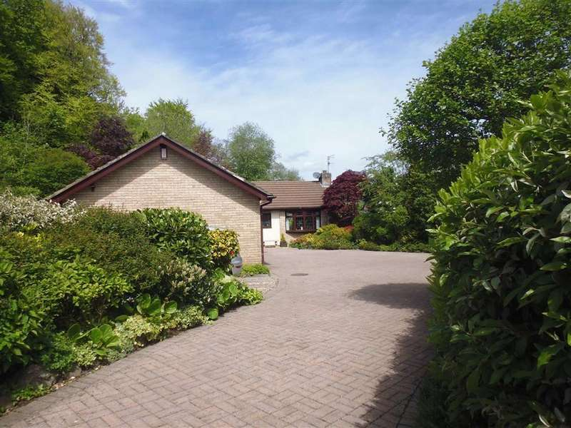 3 Bedrooms Detached Bungalow for sale in River Glade, Gwaleod - Y - Garth, Cardiff