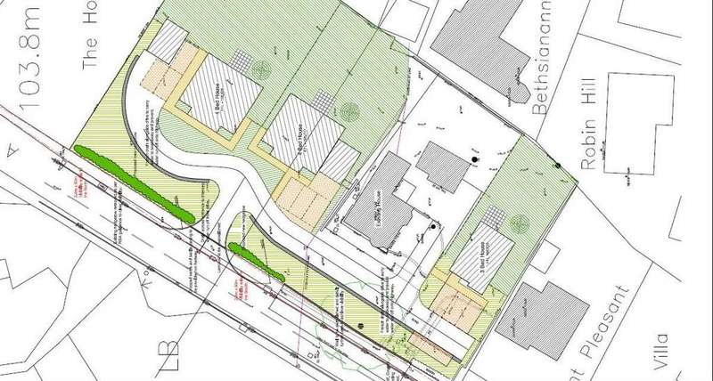 Plot Commercial for sale in Pant, Oswestry